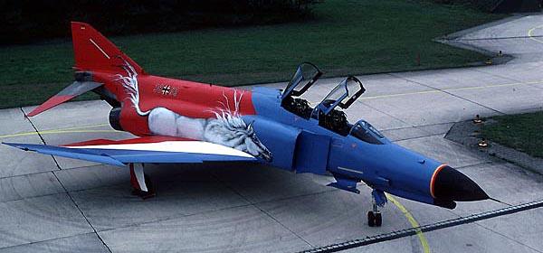 F 4 Phantom Ii By Daren Savage Paint Schemes